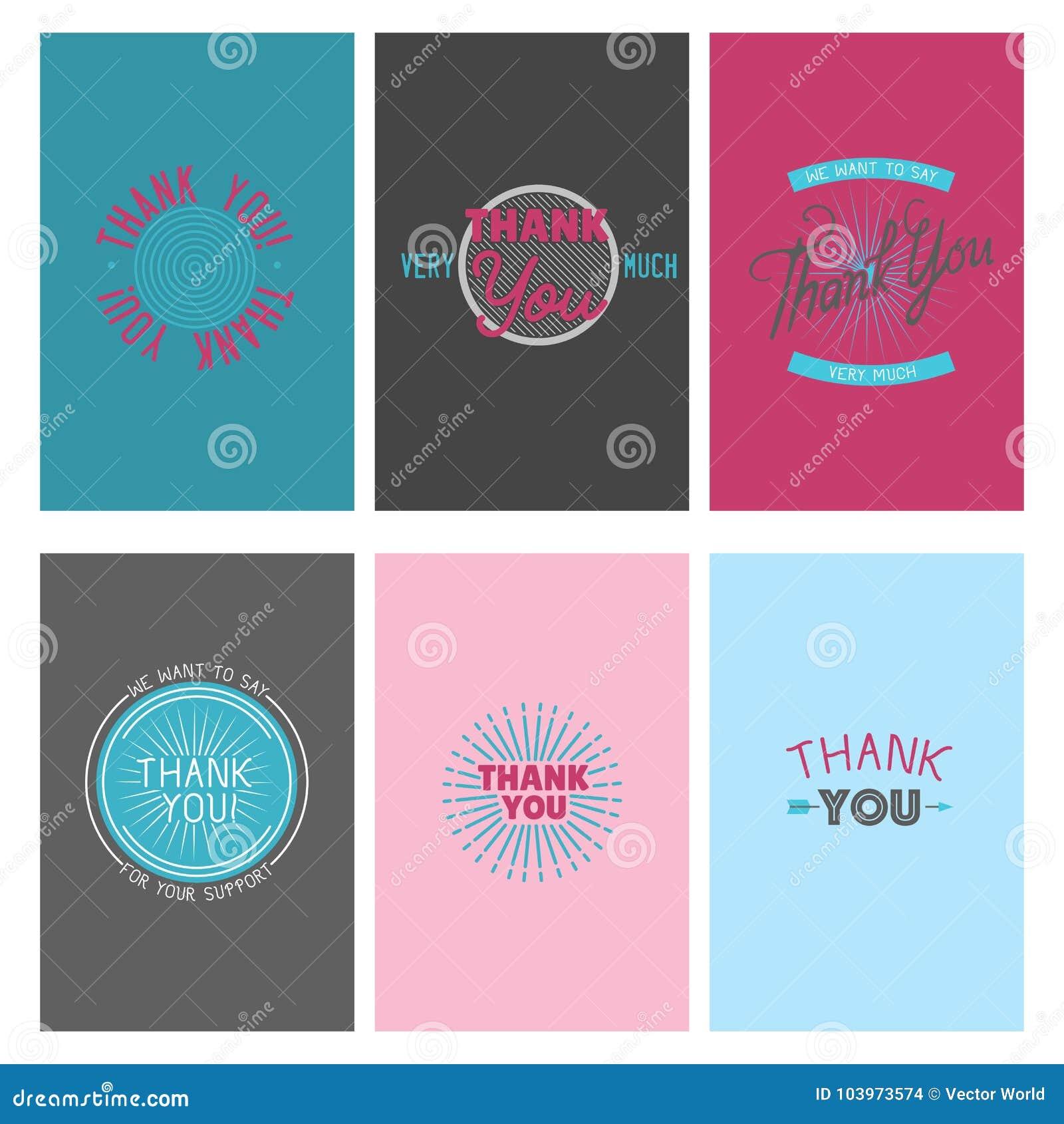 Merci Message D Expressions De Citation De Thanksfull De