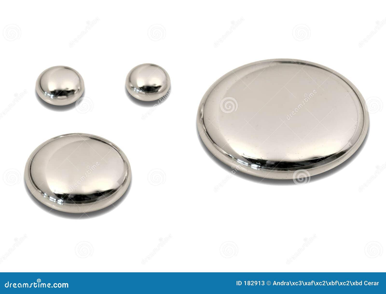 Mercury (hectogrammes)