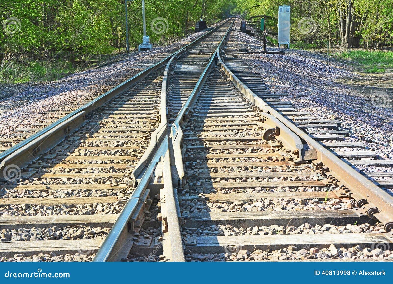 Photo of Railroad Track · Free Stock Photo