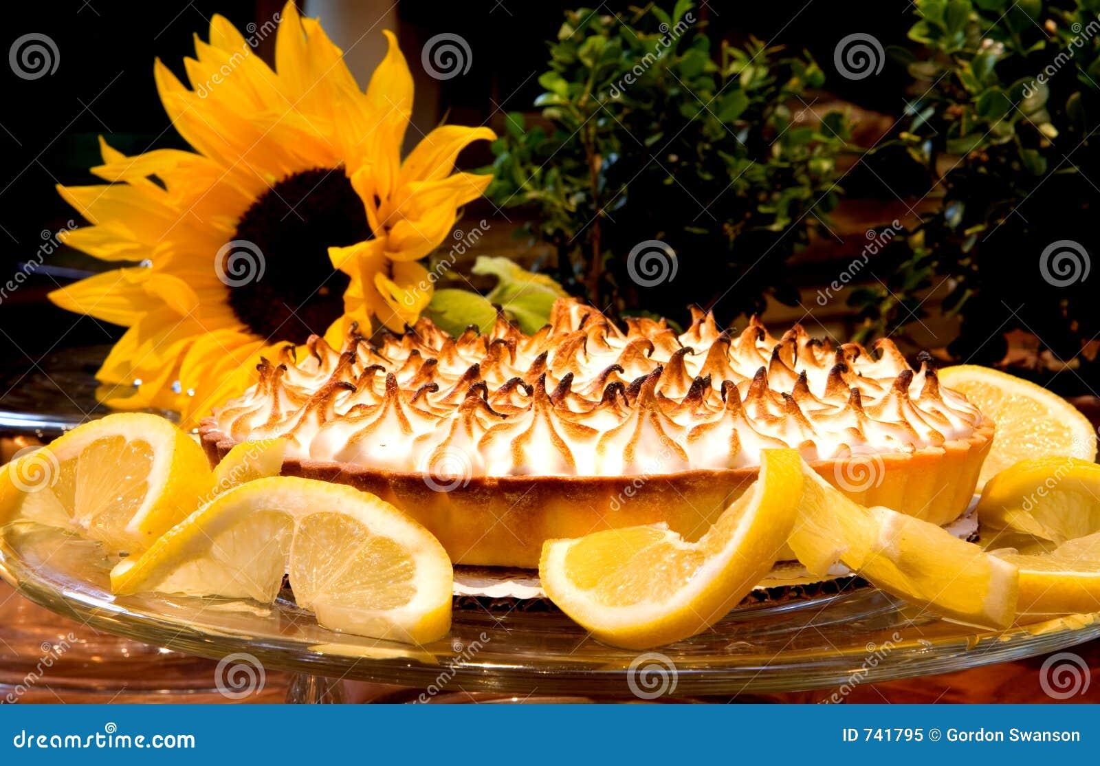 Meringue de citron de Bubbies de chef