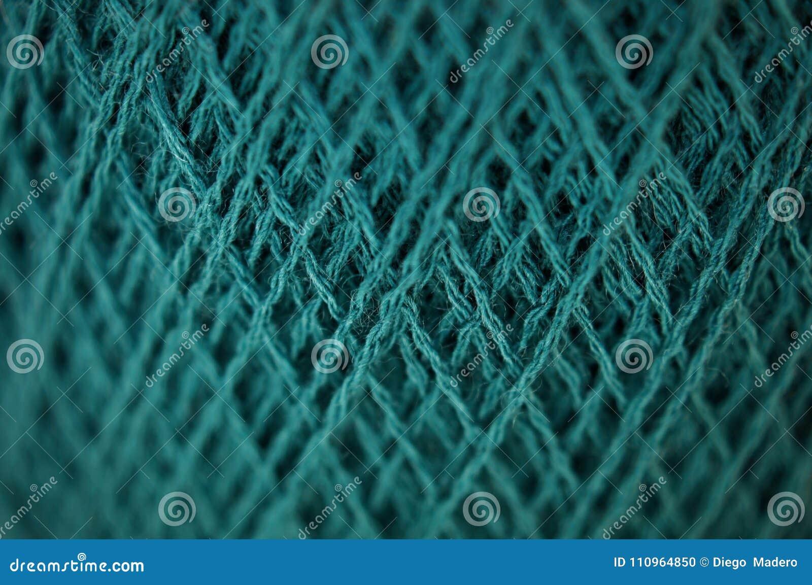 511d9bab83a772 Macro photo shot from some nice fine merino yarn in teal color macro shot  SONY DSC + Sony Macro Lens