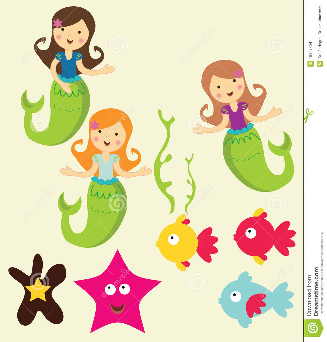 Under The Sea Clip Art Royalty Free Stock Images - Image: 30293259