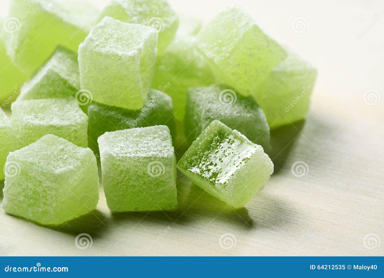 Mermelada verde natural