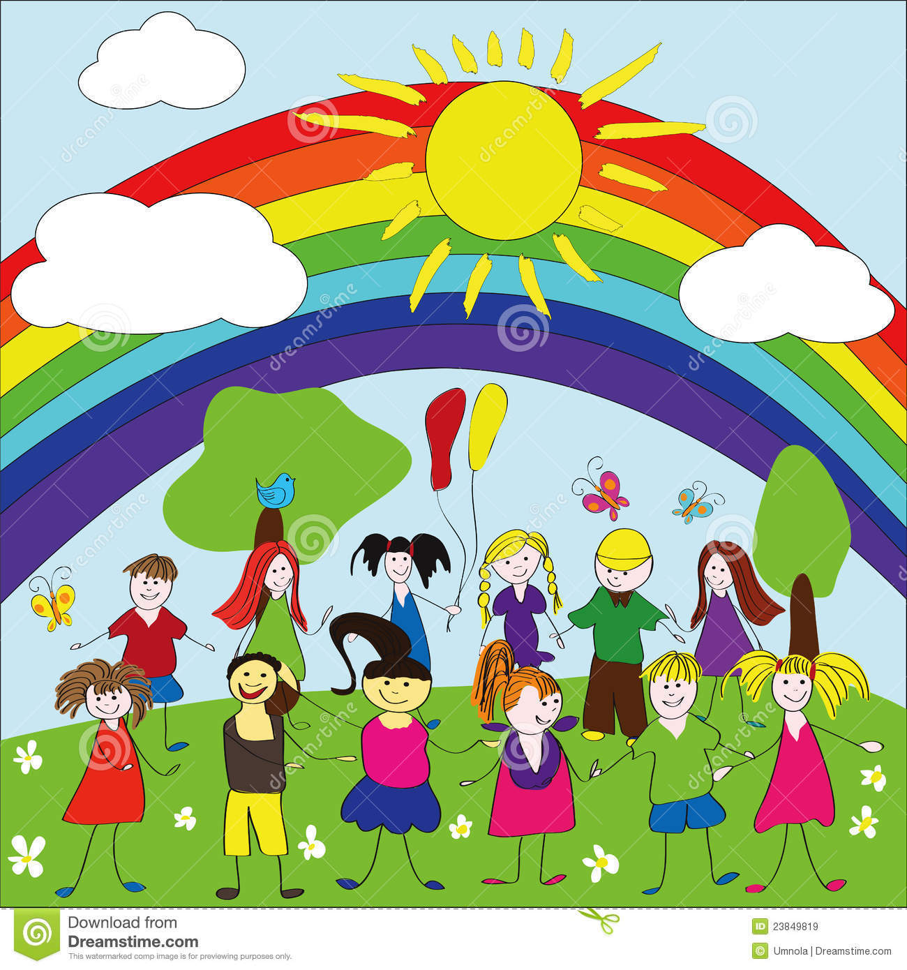 how to support a rainbow child