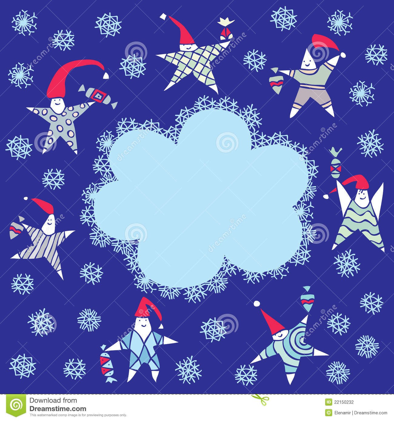 Download Merry Christmas stock vector. Illustration of christmas - 22150232