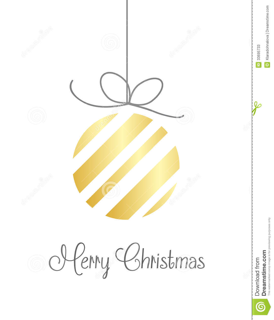 Merry Christmas Background In Gold And White Stock Photos ...