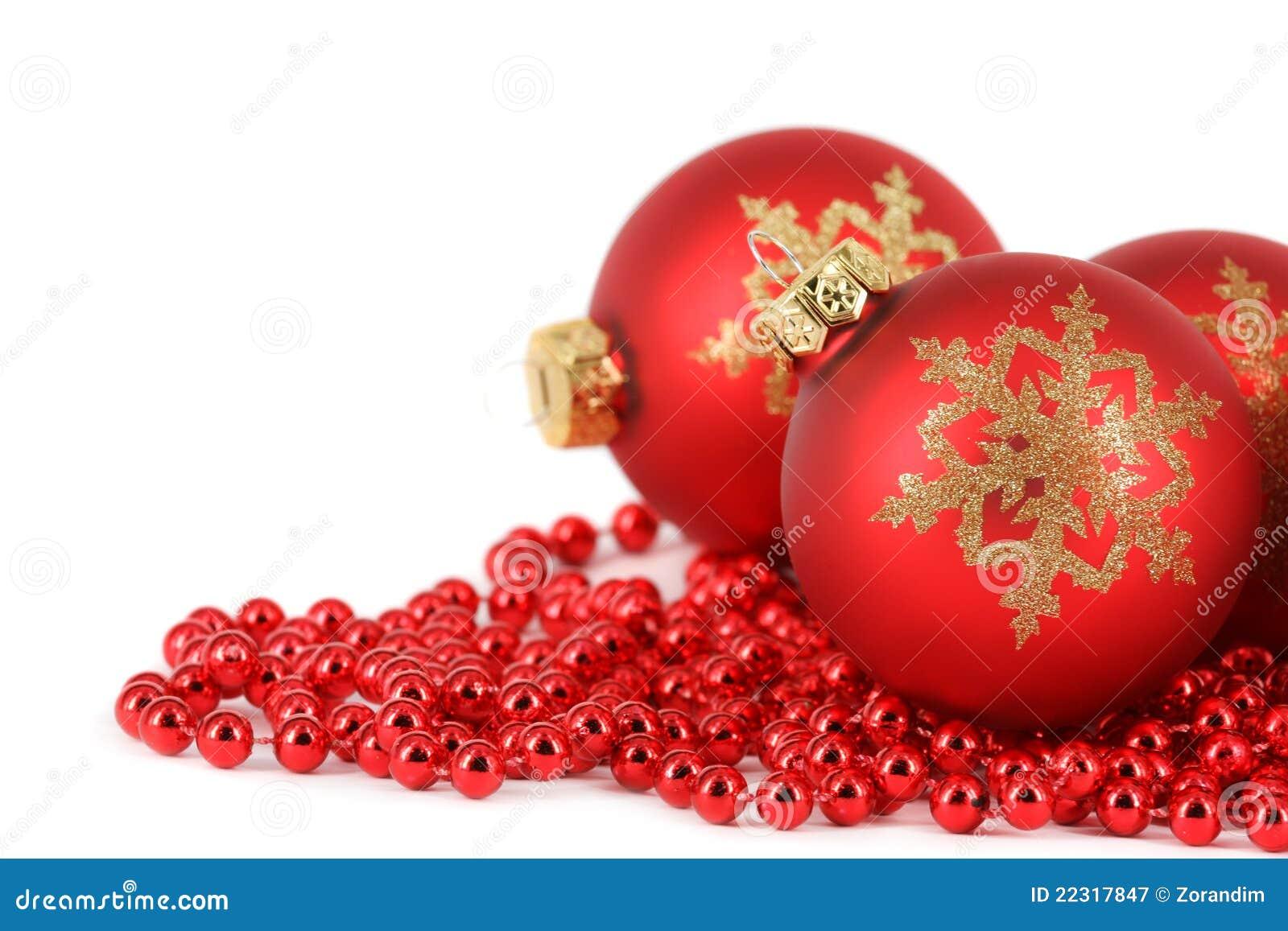 Merry christmas ball decoration stock image image 22317847 for Ball balls christmas decoration