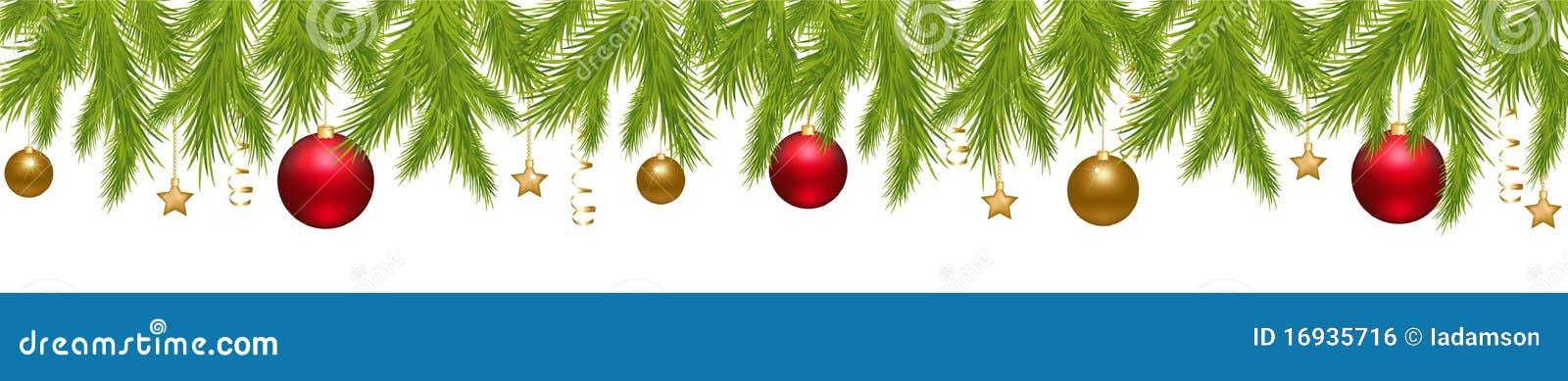 Merry Christmas Clip Art Banners