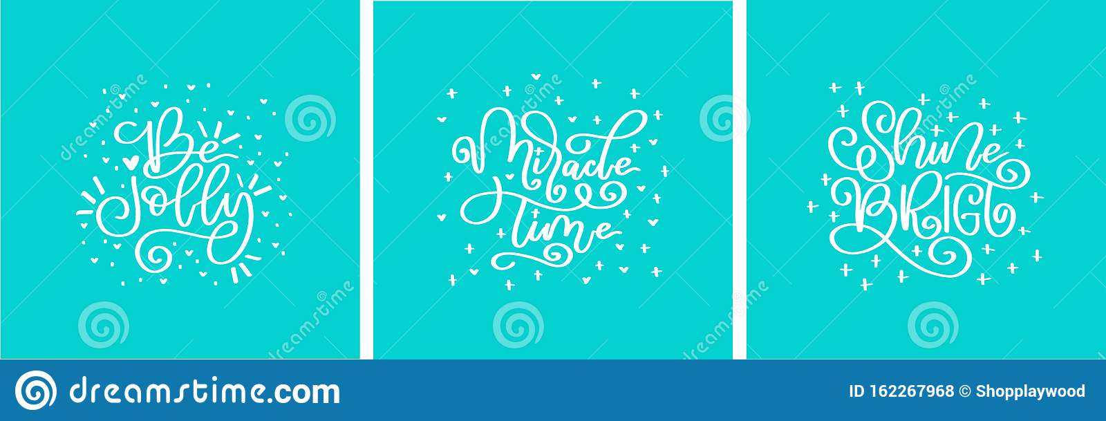 merry christmas calligraphy quotes happy new year stock