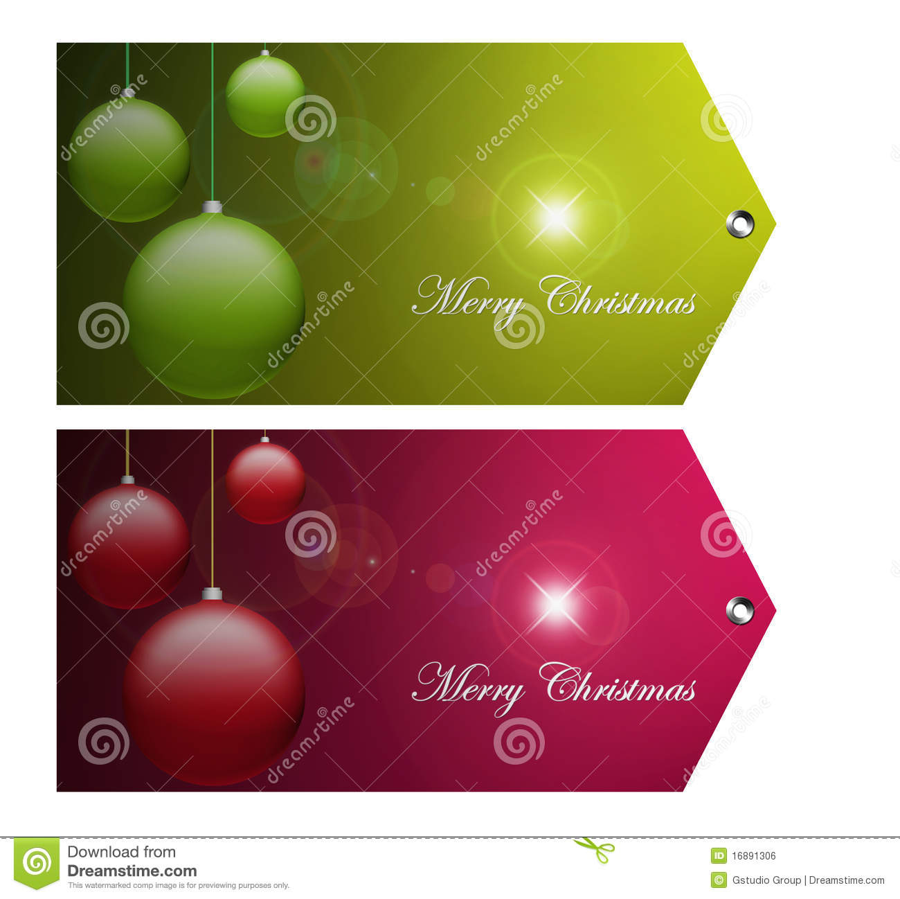 Merry christmas cards stock illustration. Illustration of happy ...