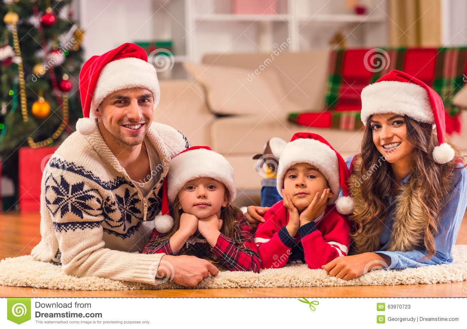 Merry christmas celebration stock photo image