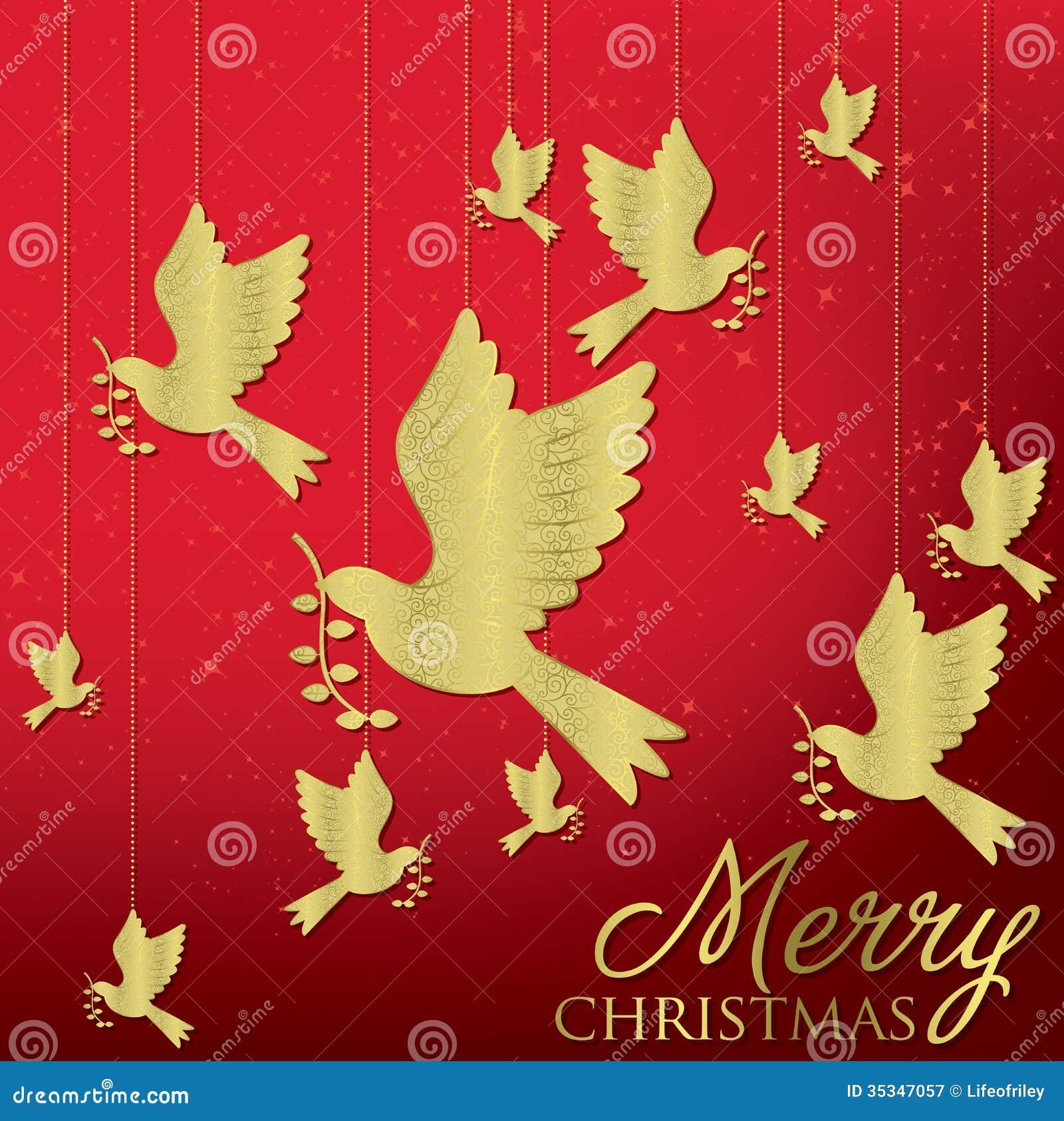 Elegant Christmas Clip Art Free