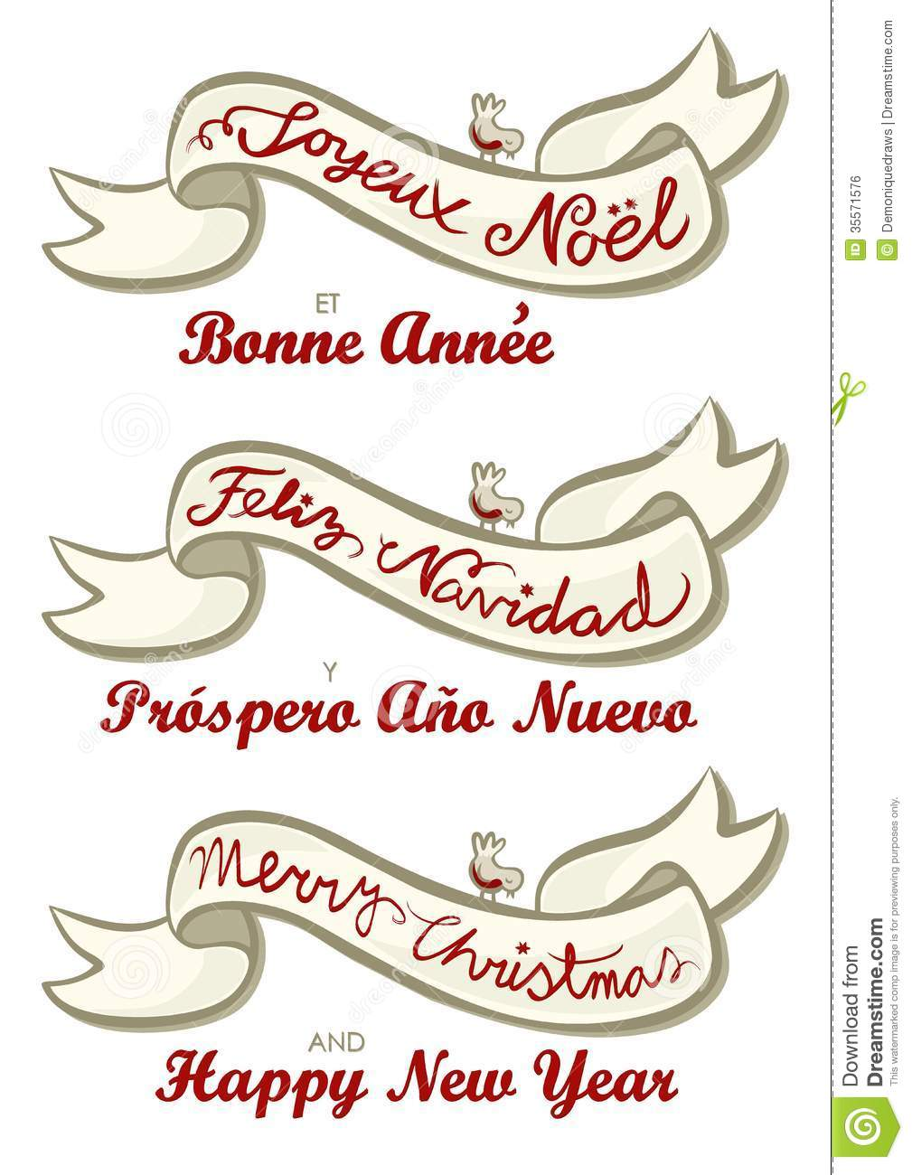 french christmas greeting messages