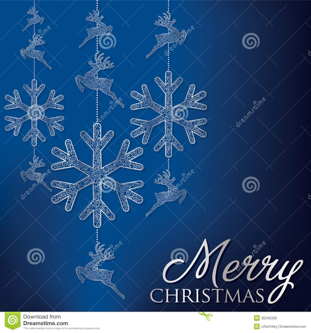 Merry christmas stock vector illustration of gold formal 35345326 formal christmas filigree card in vector format m4hsunfo