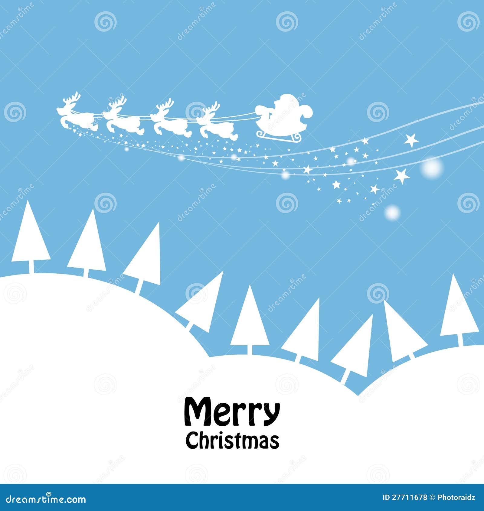 Christmas Graphic Design.Merry Christmas Graphic Design Stock Illustration