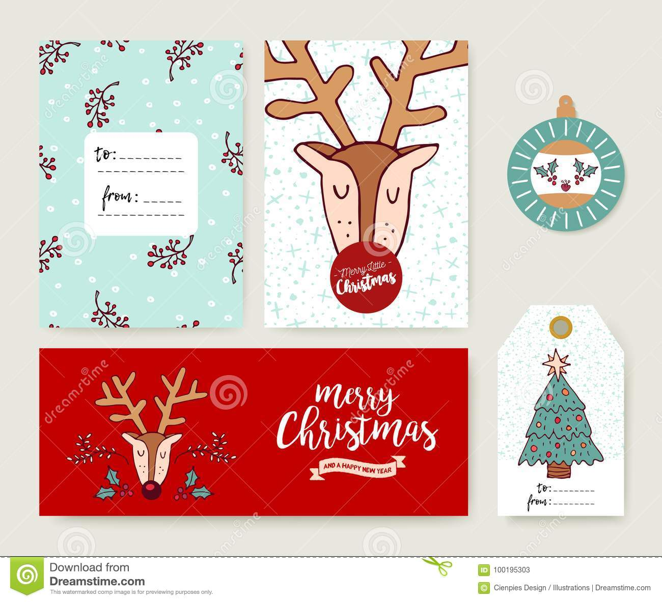 Christmas Themed Template from thumbs.dreamstime.com