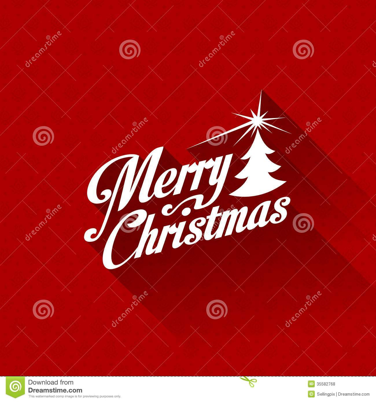 Merry Christmas Greeting Card Vector Design Templa Royalty Free Stock 228N6FoE
