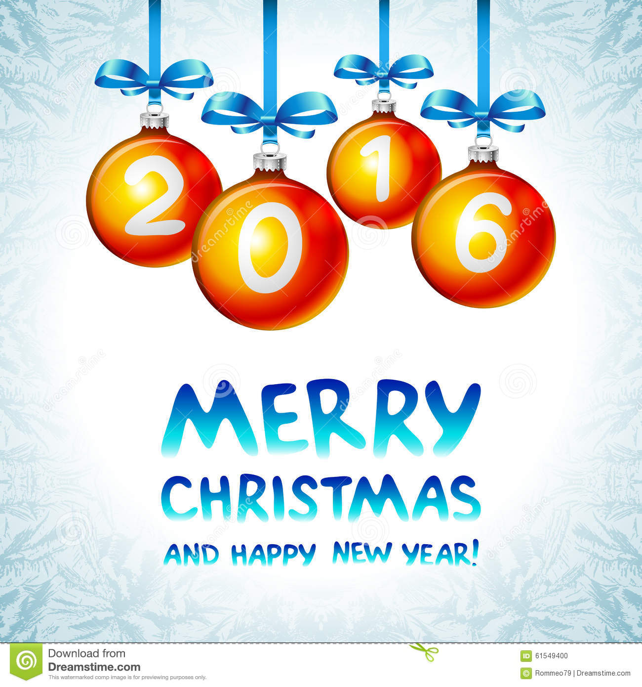 merry christmas and happy new year clip art free - photo #31
