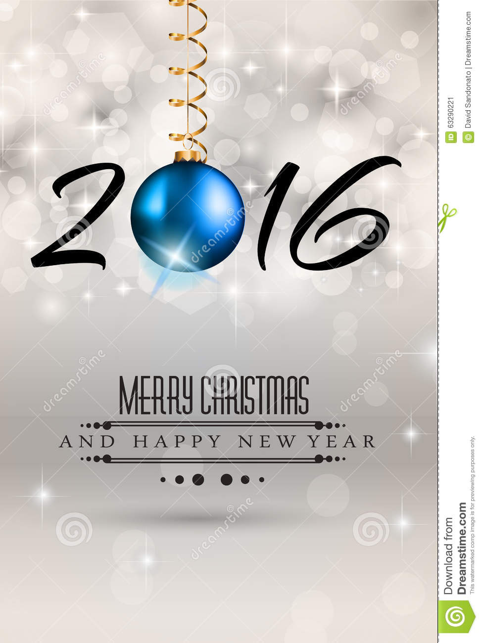 2016 merry christmas and happy new year background for seasonal greetings cards parties flyer dineer event invitations xmas cards and sp on