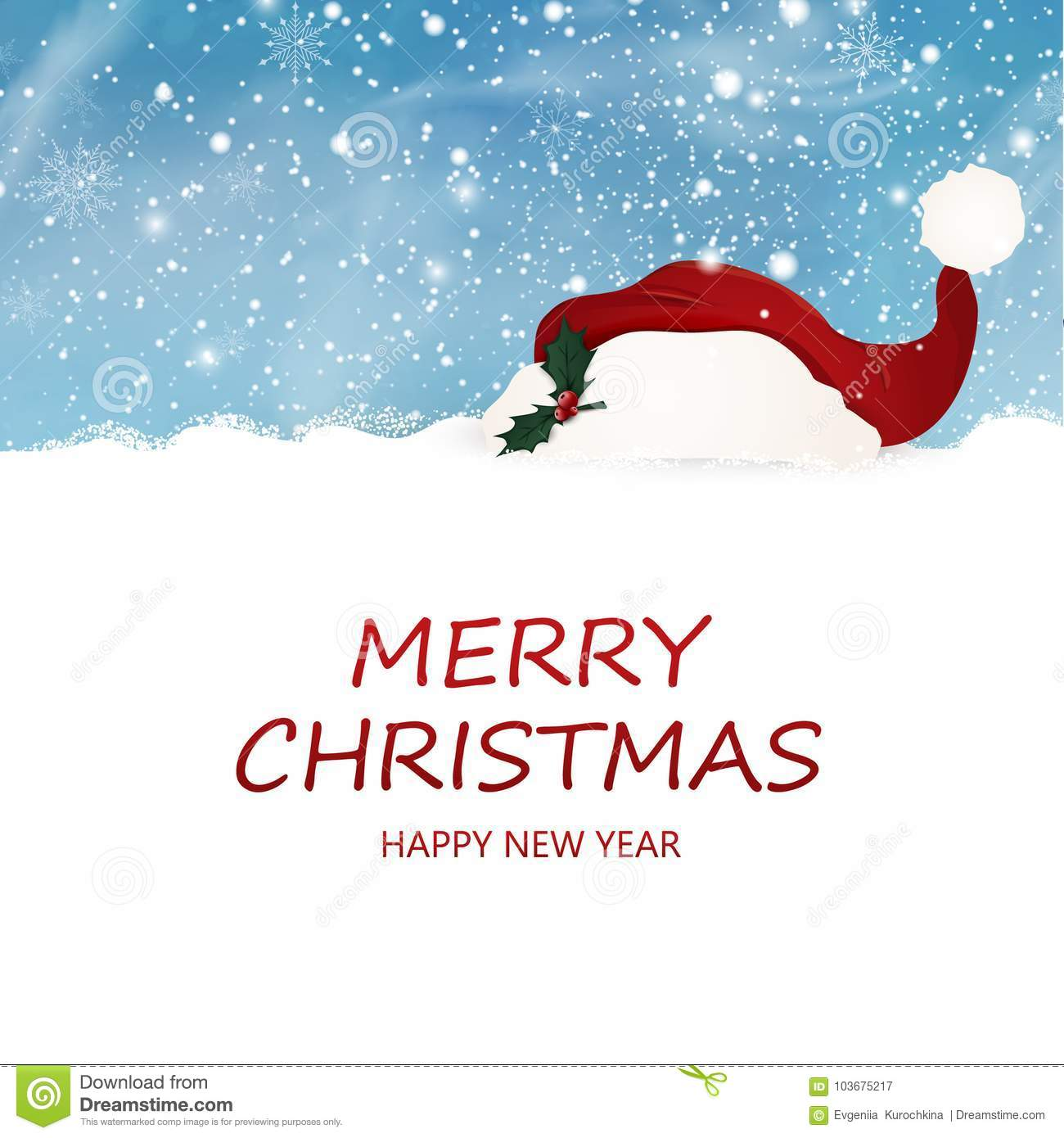 merry christmas happy new year design template for blank sign with falling snow snowflakes christmas red santa hat stock illustration illustration of happy blank 103675217 https www dreamstime com merry christmas happy new year design template blank sign falling snow snowflakes christmas red santa hat merry christmas image103675217