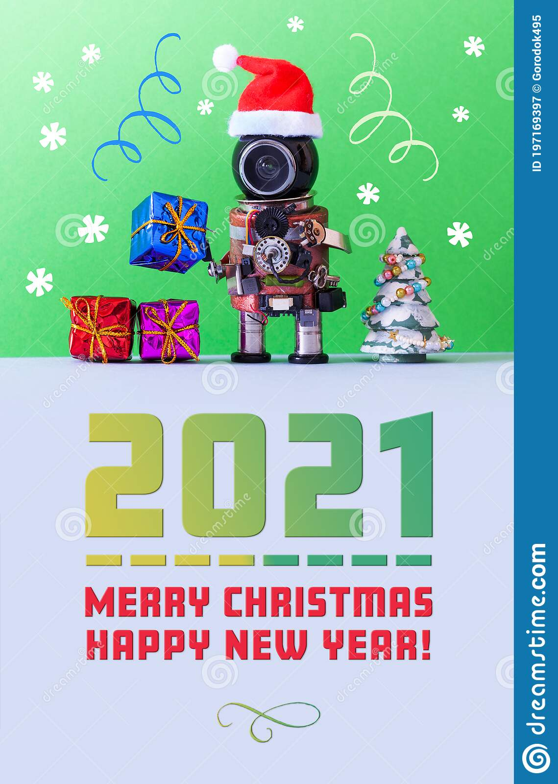 2021 Christmas Robot 186 Merry Christmas Robot Photos Free Royalty Free Stock Photos From Dreamstime