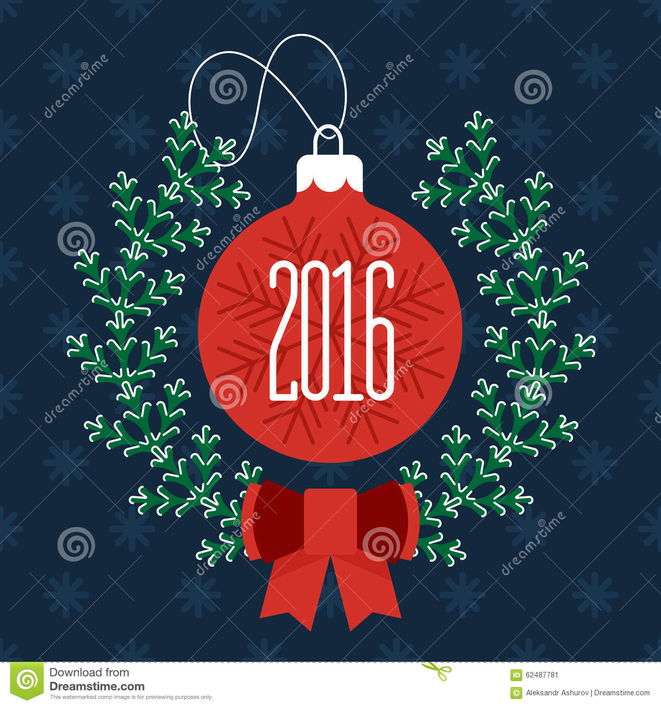 merry christmas and happy new year stock vector image  merry christmas and happy new year 2016