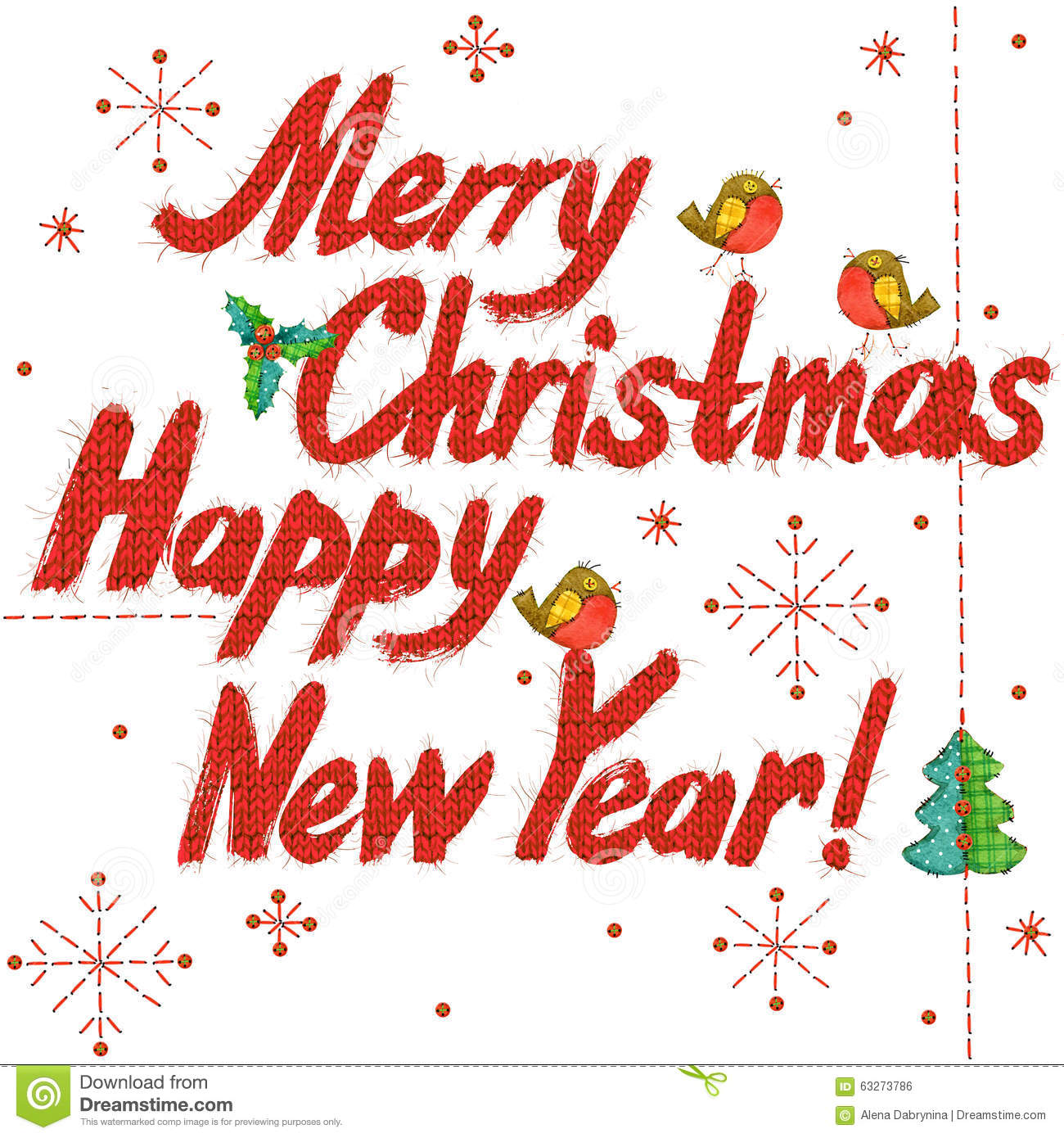 merry christmas and happy new year text hand drawn text watercolor christmas and new year background wish merry christmas and new year