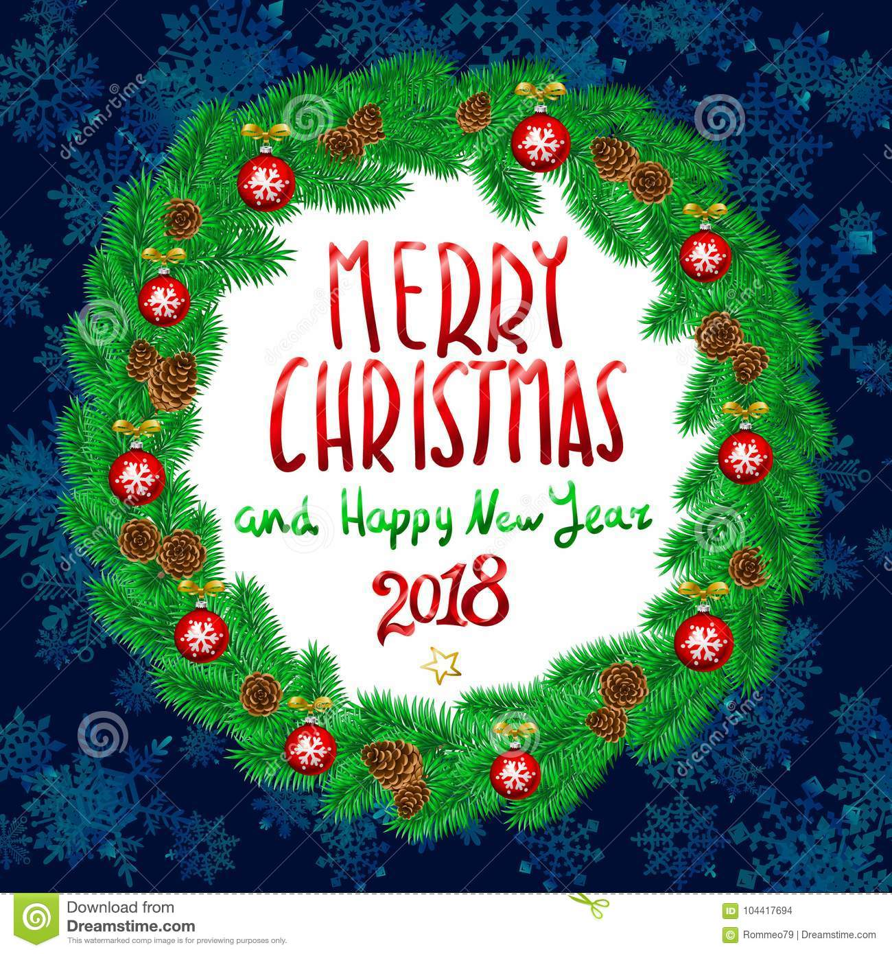 The Best Merry Christmas And A Happy New Year 2018
