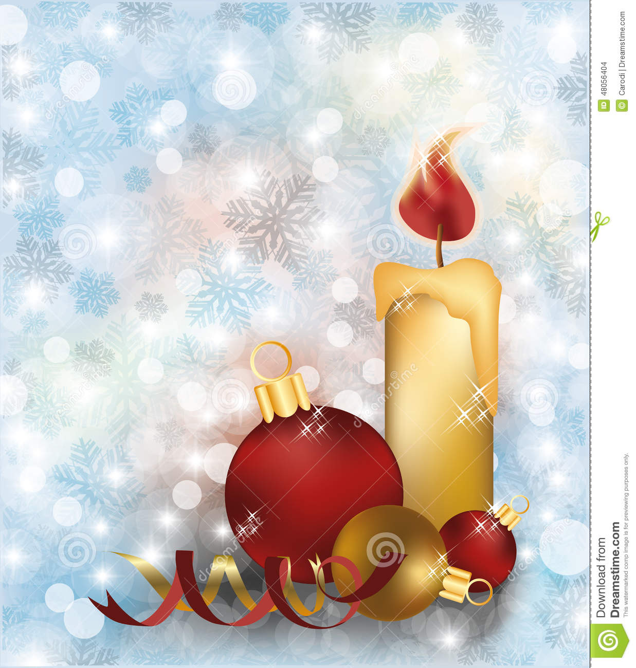 merry christmas and happy new year wallpaper stock vector