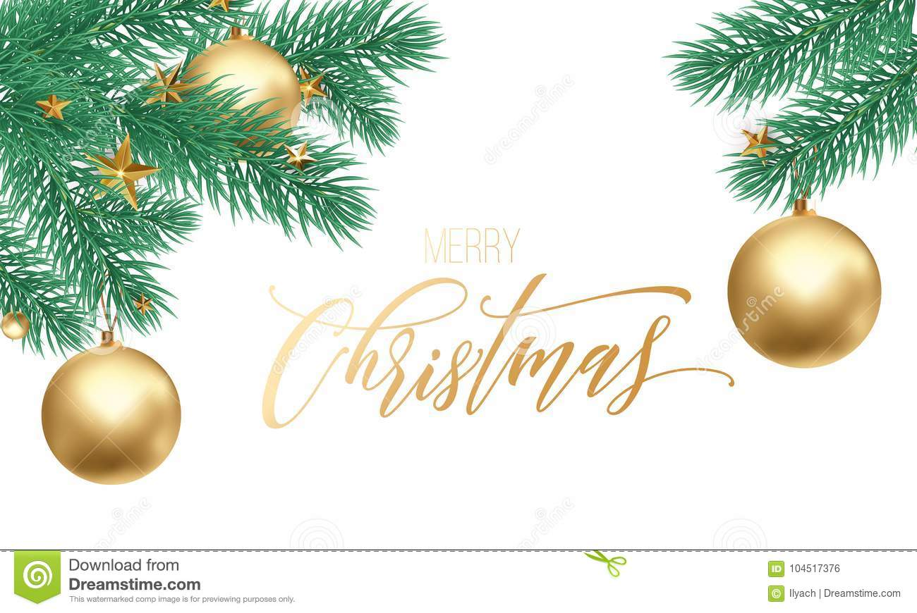Merry christmas holiday hand drawn quote golden calligraphy greeting download merry christmas holiday hand drawn quote golden calligraphy greeting card background template vector christmas maxwellsz