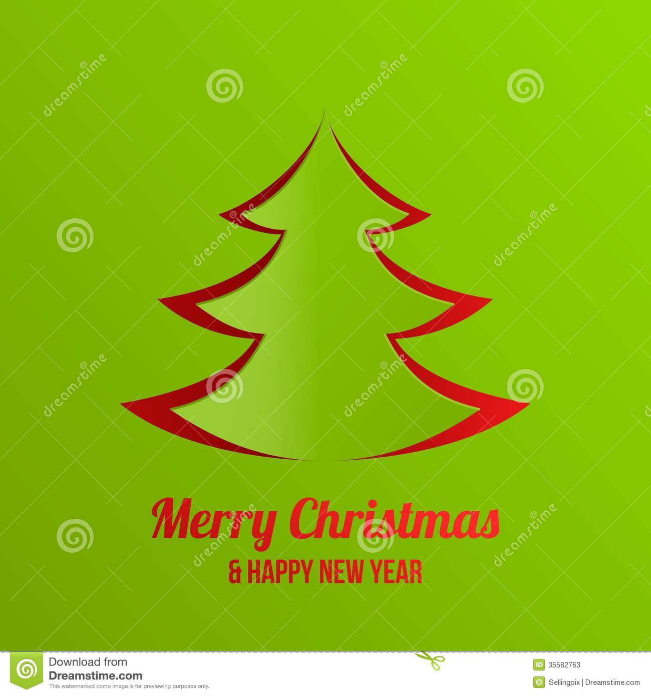Merry christmas new year greeting card vector desi stock vector merry christmas new year greeting card vector desi m4hsunfo