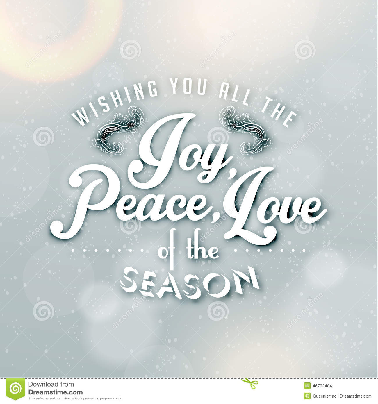 Merry christmas season greetings quote stock illustration merry christmas season greetings quote poster background m4hsunfo
