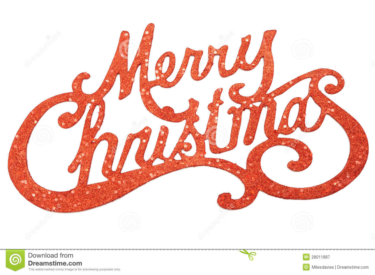 Merry Christmas Sign Stock Image Image Of Holidays