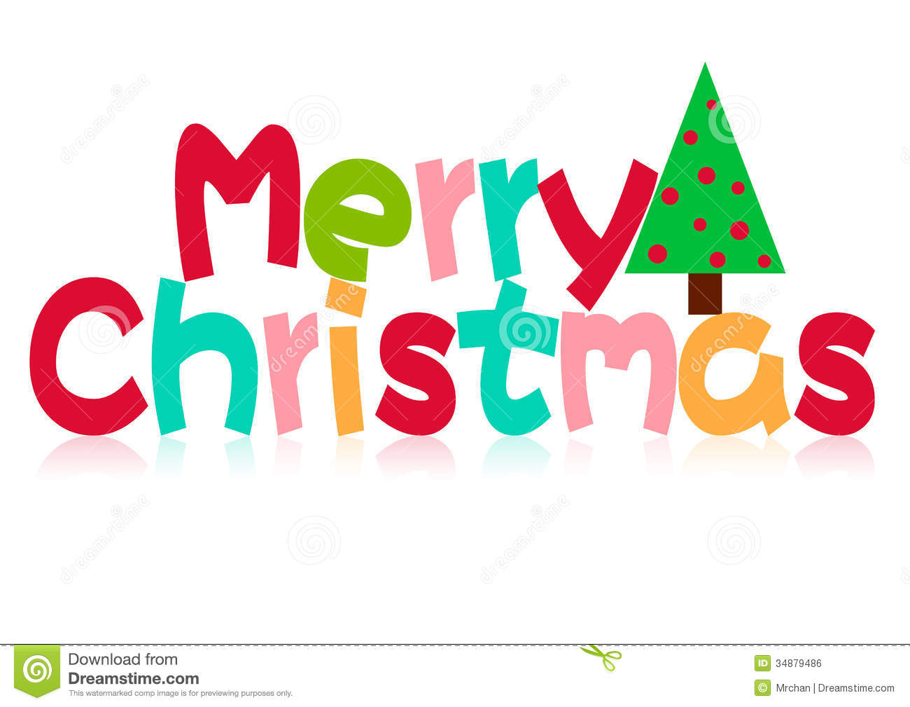 merry christmas sign stock illustration illustration of object