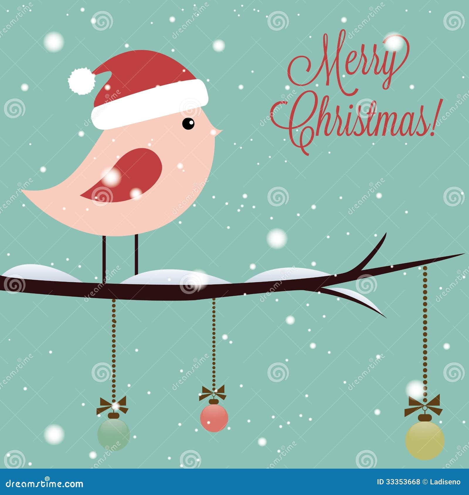 Merry Christmas stock vector. Illustration of banner - 33353668