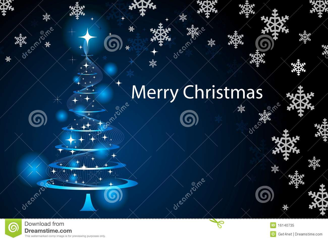 merry christmas wallpaper stock illustration. illustration of flake