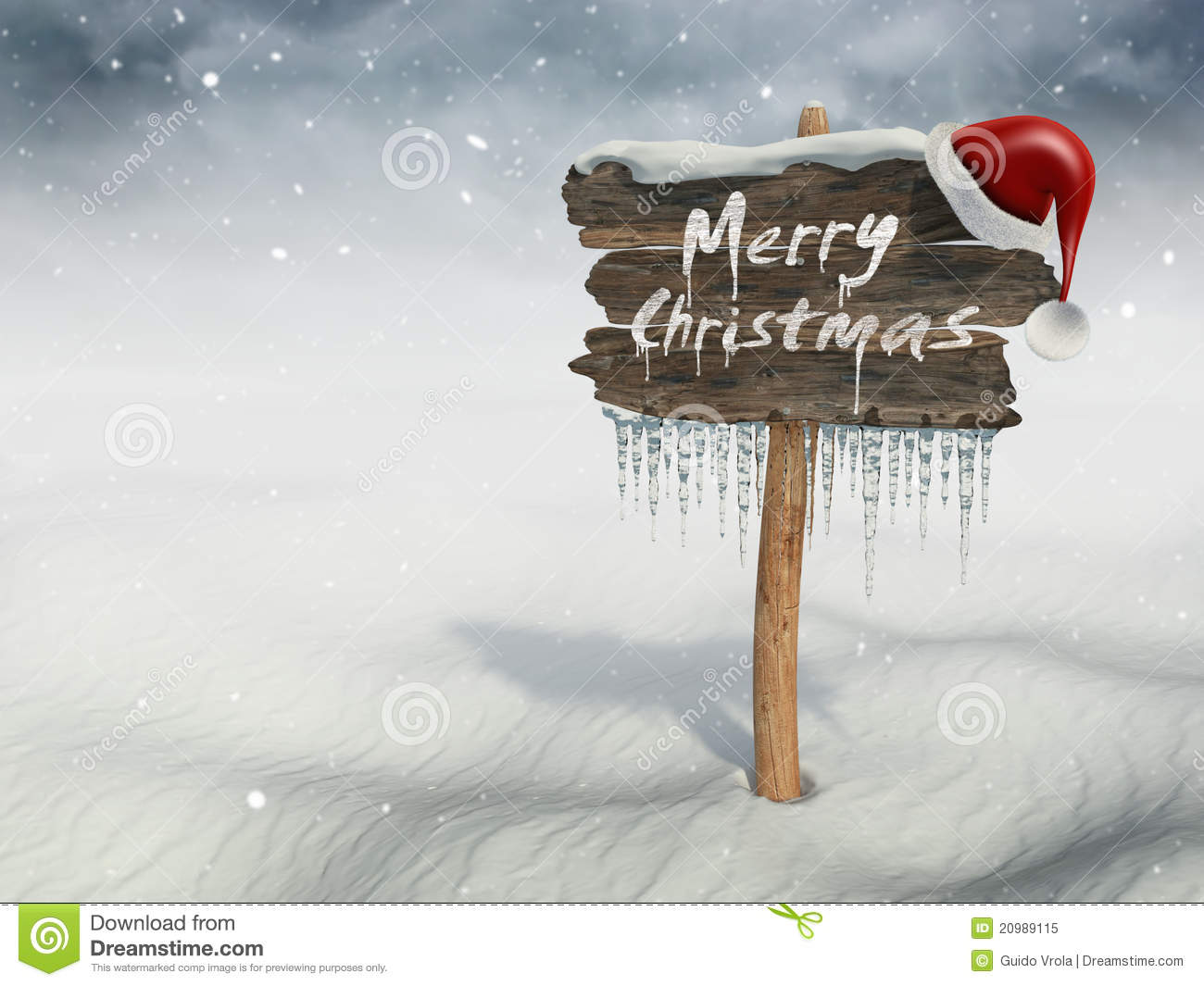 download merry christmas wood sign stock illustration illustration of panel 20989115 - Merry Christmas Wooden Sign