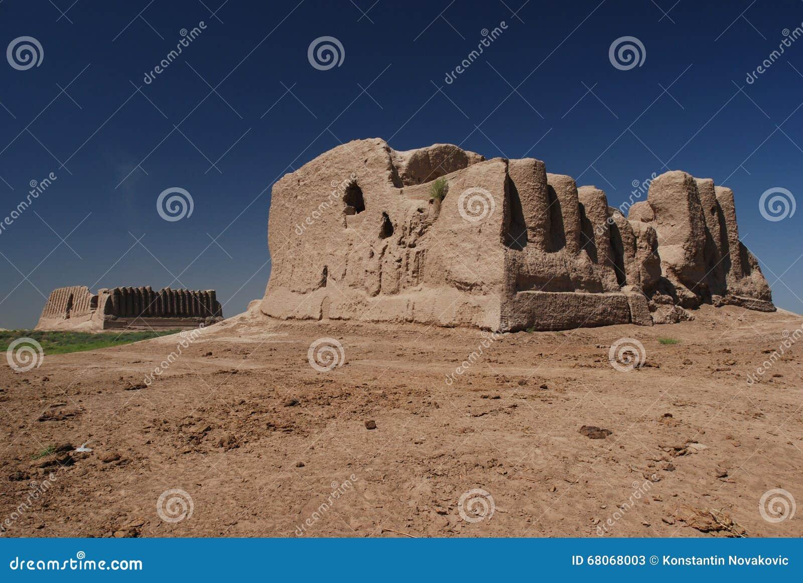 Merv ruiny