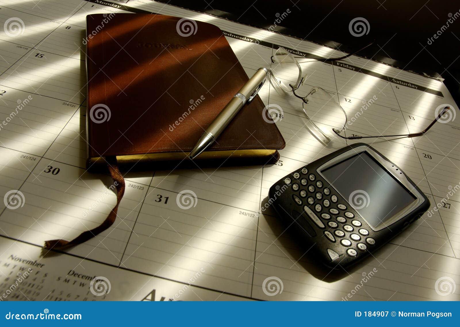 Mesa de las hojas de operación (planning)