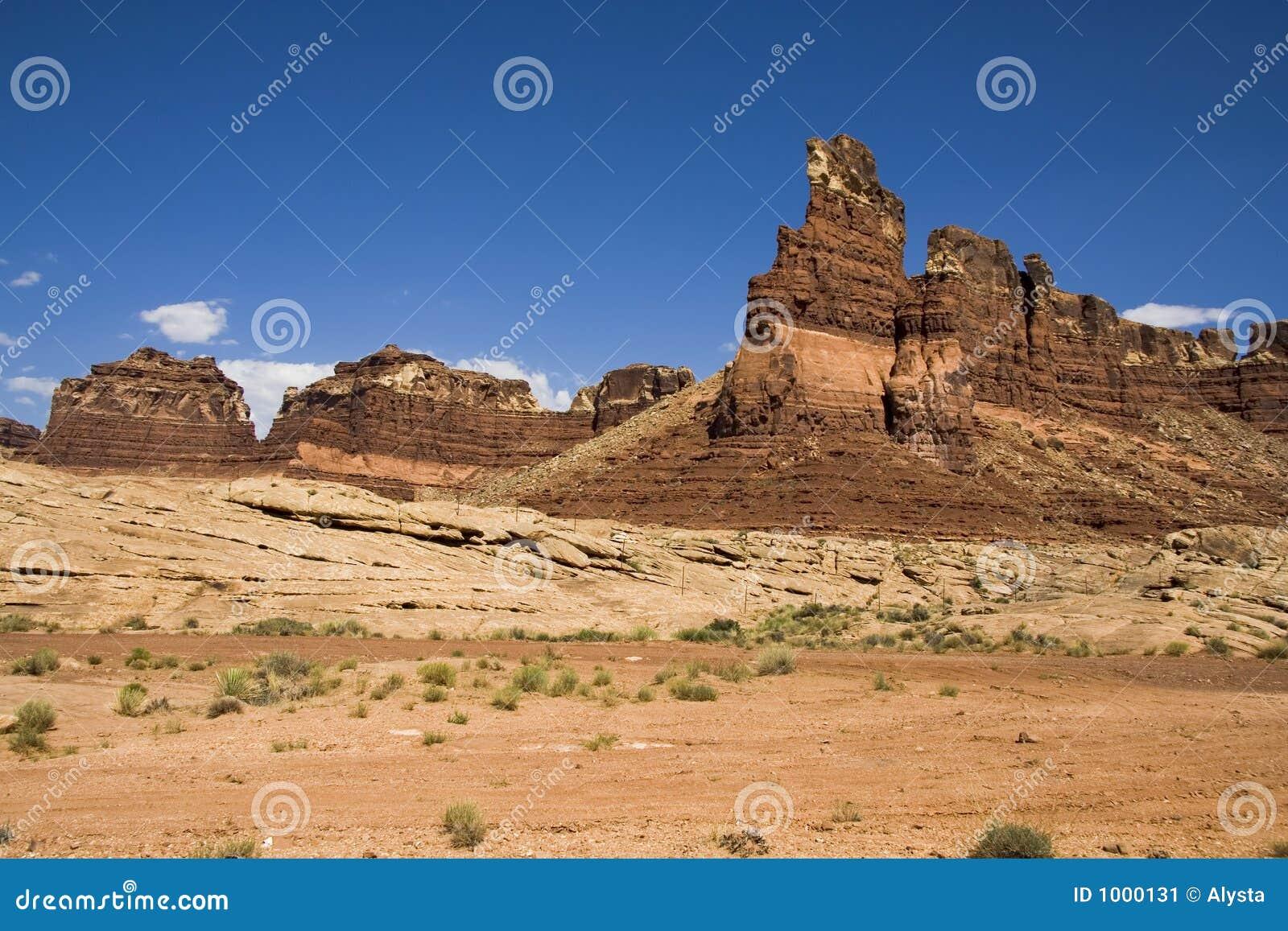 Mesa meridional 3 de Utah