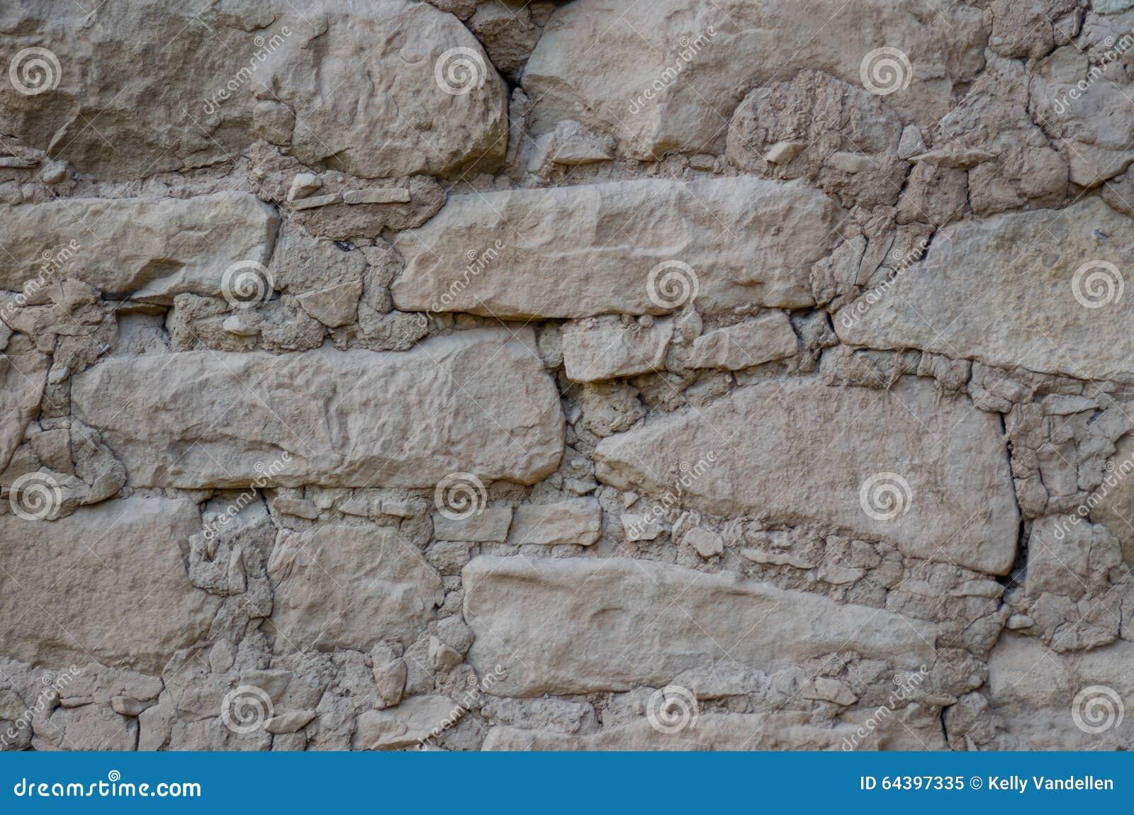 Mesa Verde Sandstone Rock Mortar : Mesa verde ruins background stock photo image