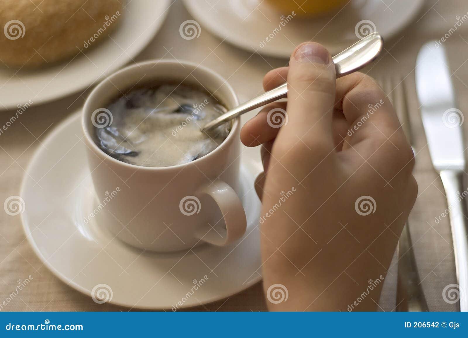 Mescolatura del caffè