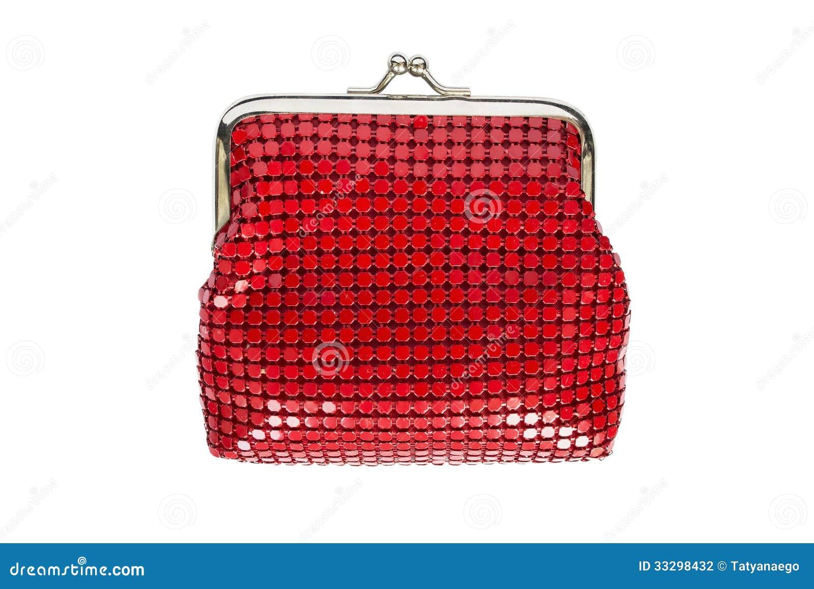 Meshy handväska för metall
