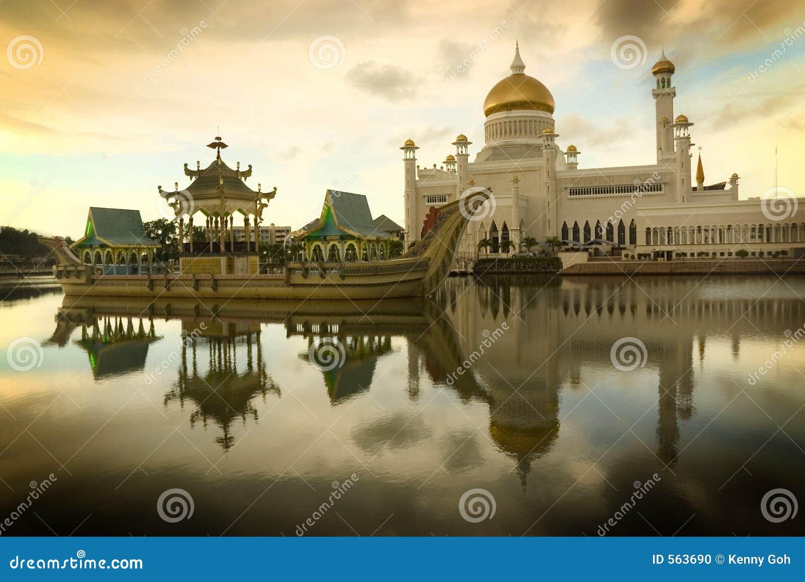 Mesquita de Brunei