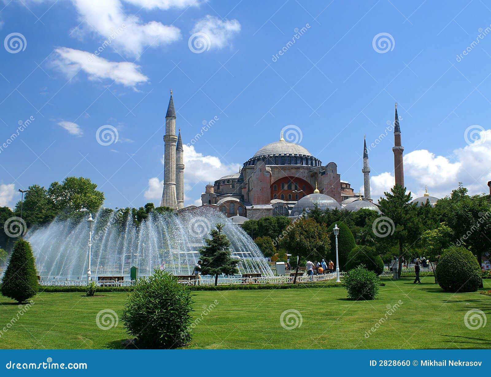 Mesquita de Hagia Sophia