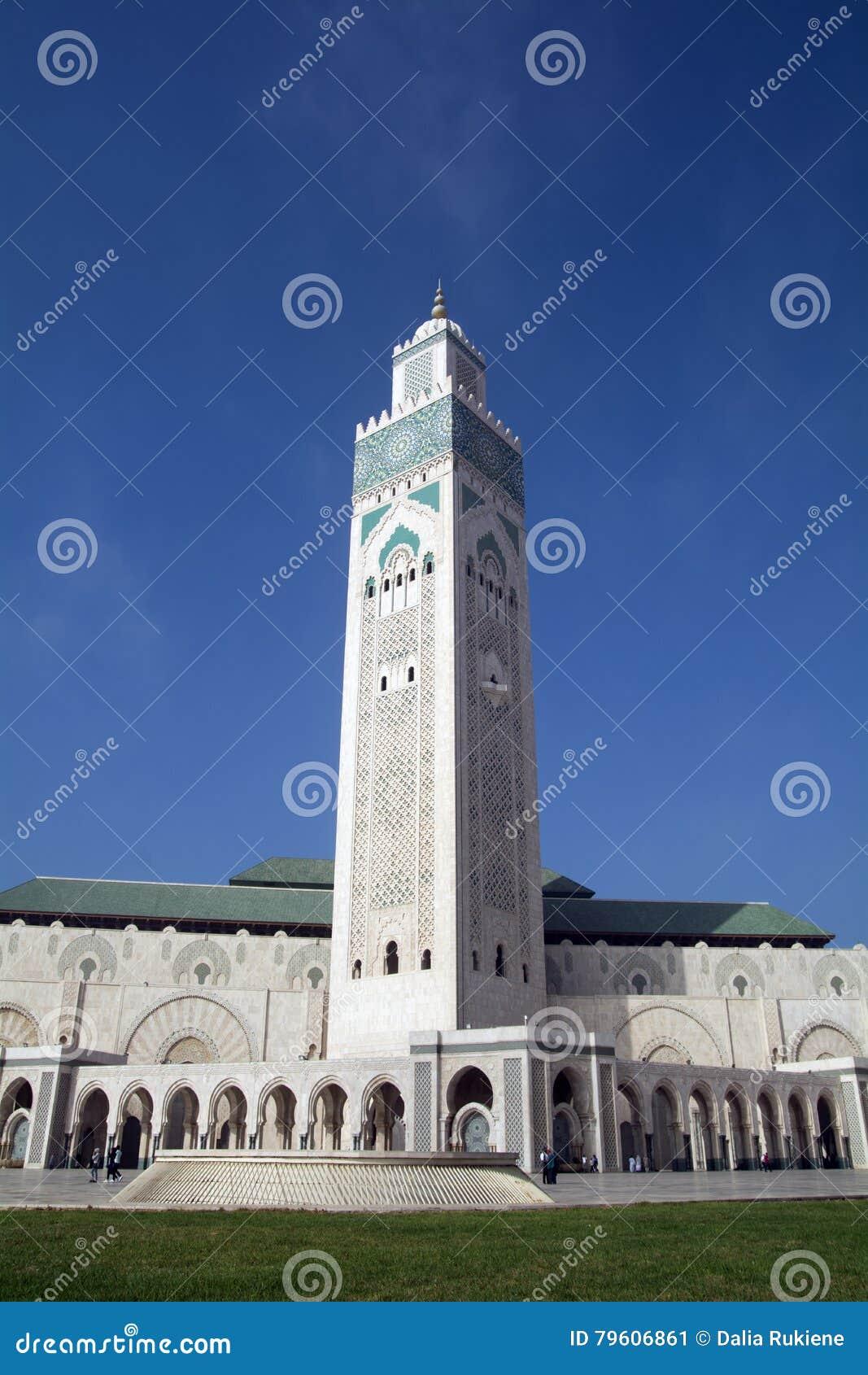Mesquita de Hassan II - Casablanca - Marrocos