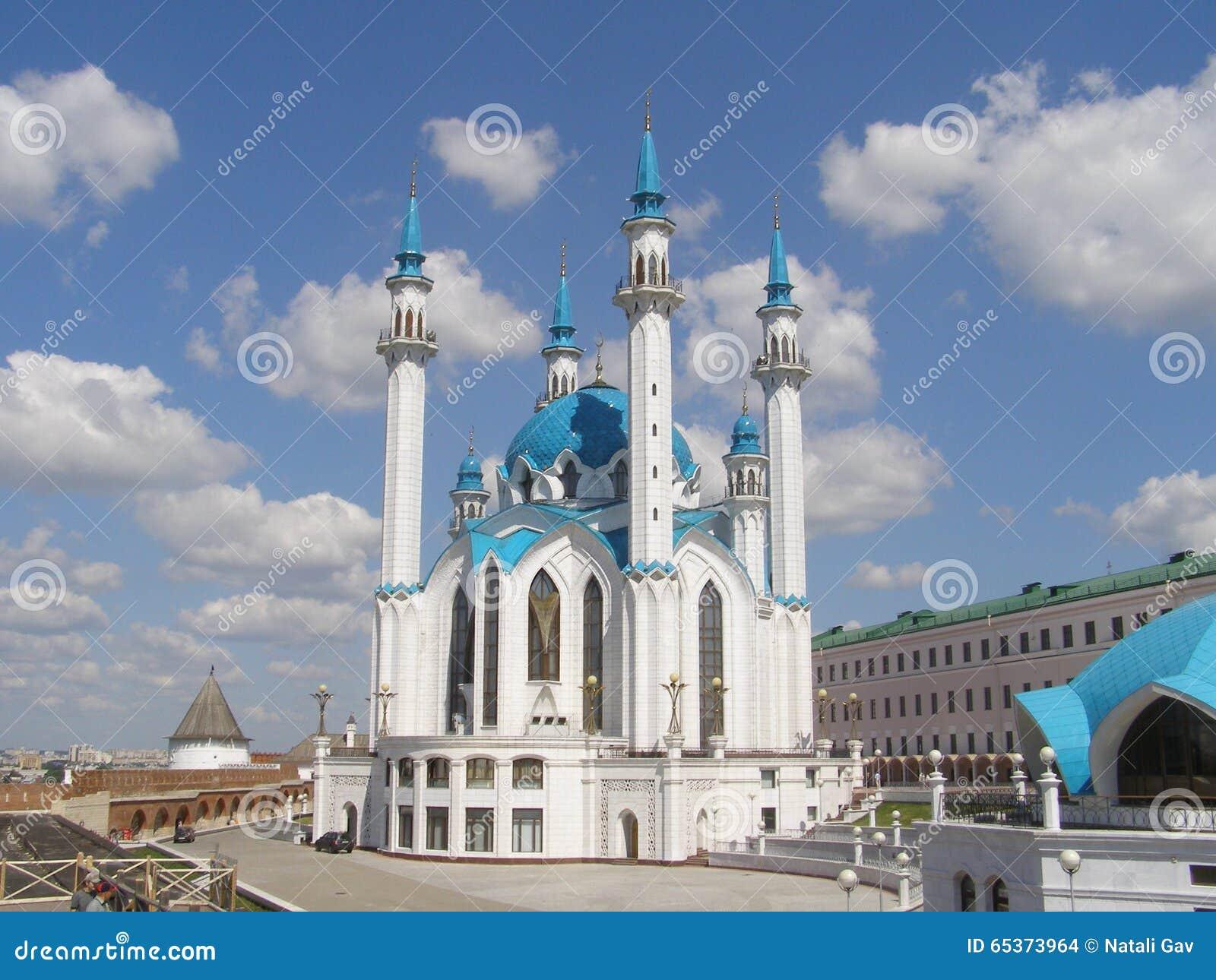 Mesquita de Kazan Kul Sharif