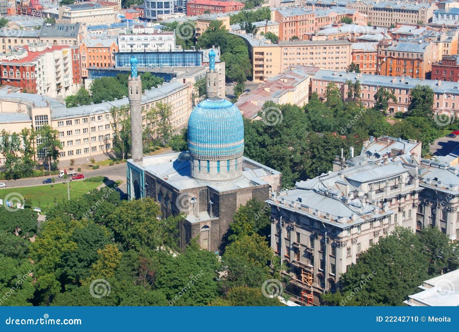 Mesquita de St Petersburg
