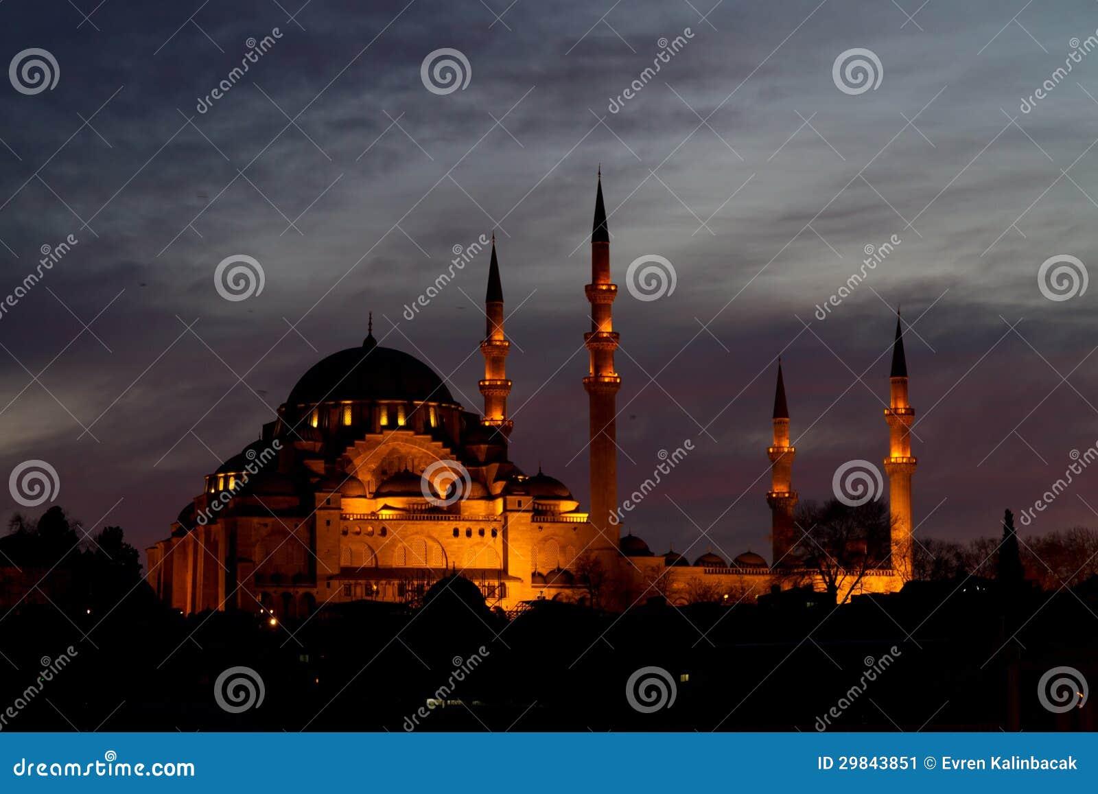 Mesquita de Suleymaniye