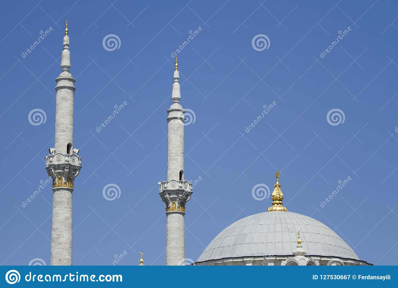 Mesquita do ¼ de EmimönÃ, Istambul, Turquia